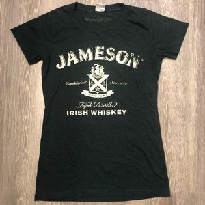 Jameson Irish Whiskey Green Women's T-Shirt